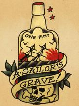 sailor jerry sailor's grave