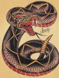 sailor jerry snake
